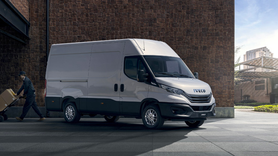 Nuovo Daily Van